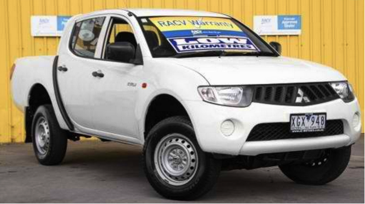 get our bestselling 2009 mitsubishi triton used pick up trucks. Black Bedroom Furniture Sets. Home Design Ideas