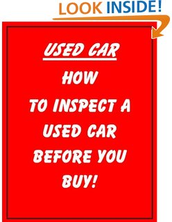 Steps and guides for buying the right used car