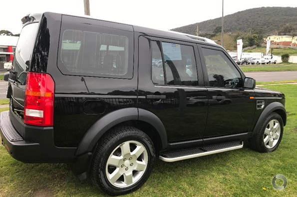 2007 land rover discovery 3 se auto 4x4 jz motors. Black Bedroom Furniture Sets. Home Design Ideas