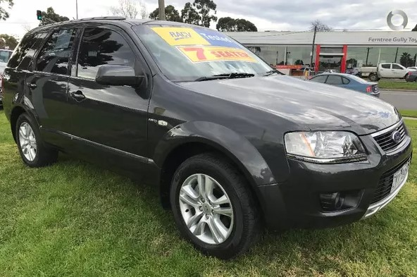 2009 ford territory ts sy mkii auto awd jz motors. Black Bedroom Furniture Sets. Home Design Ideas
